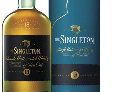 Rượu Singleton 18 năm